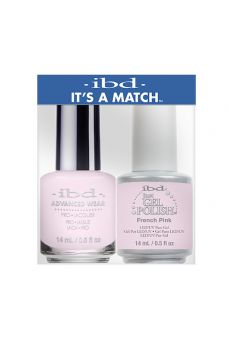 ibd It's A Match Duo French Pink 1 PK