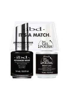 ibd Advanced Wear Color Duo Black Lava 1 PK