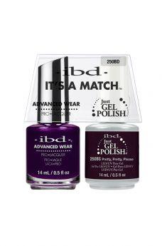 ibd Advanced Wear Color Duo Polish Pretty, Pretty, Please 1 PK