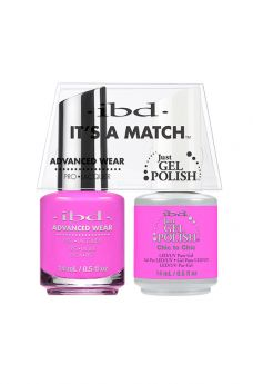 ibd Advanced Wear Color Duo Chic to Chic 1 PK