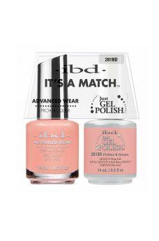 ibd Advanced Wear Color Duo Pinkies N Cream 1 PK