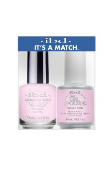 ibd It's A Match Duo Cover Pink 1 PK