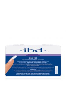 ibd Clear Tips  100 ct.
