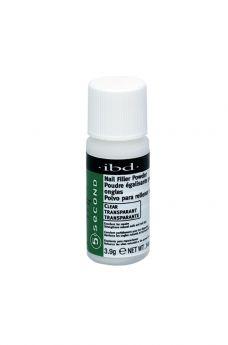 ibd 5 Second Nail Filler Powder  Clear 4 g