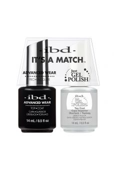ibd Advanced Wear Color Duo Top Coat 1 PK
