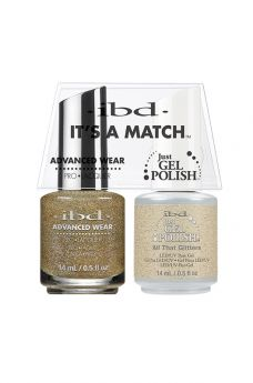ibd Advanced Wear Color Duo All That Glitters 1 PK