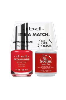 ibd Advanced Wear Color Duo Lucky Red 1 PK