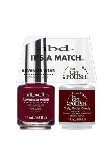 ibd Advanced Wear Color Duo Truly, Madly, Deeply 1 PK