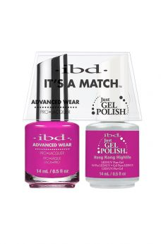 ibd Advanced Wear Color Duo Hong Kong Highlife 1 PK
