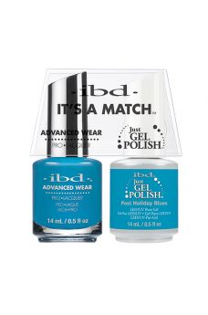 ibd Advanced Wear Color Duo Post Holiday Blues 1 PK