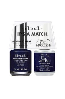 ibd Advanced Wear Color Duo Touch of Noir 1 PK