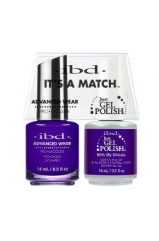 ibd Advanced Wear Color Duo With My Chicas 1 PK