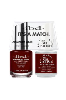 ibd Advanced Wear Color Duo Love at First Sangria 1 PK