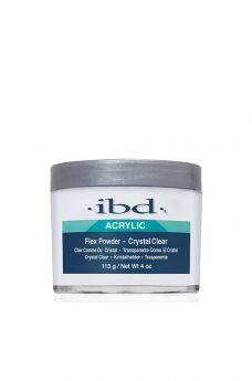 ibd Flex Crystal Clear Powder 4 oz.